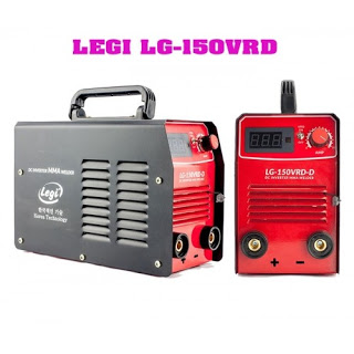 Máy hàn điện tử miniLegi LG-150VRD-D hàn que 1.6 tới 3.2mm chính hãng