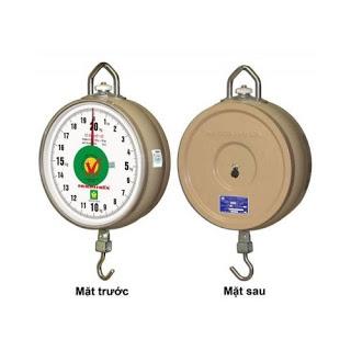 Cân treo đồng hồNhơn Hòa 20Kg – 1 mặt số chính hãng giá rẻ nhất